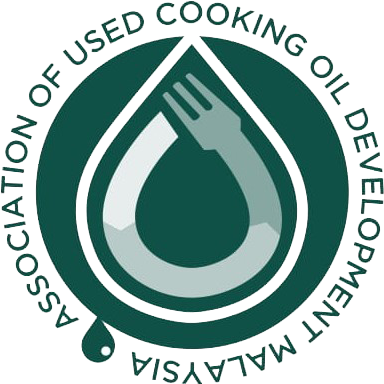 Logo for Association of Used Cooking Oil Development Malaysia